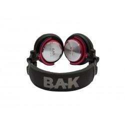 FONE BAK BK-391M MIC/PC VERMELHO