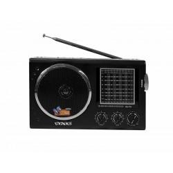 RADIO SATELLITE AS-718 - 11 BANDAS - AM/FM - USB