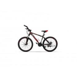 BICICLETA PROMOUNTAIN PM350 - ARO 26 - PRETO - ALUMINIO