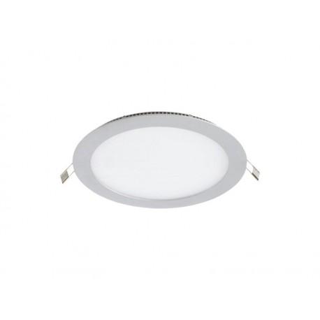 LAMPADA LED ECOPOWER EP-8902 25W EMBUTIR - REDONDA - LUZ BRANCA