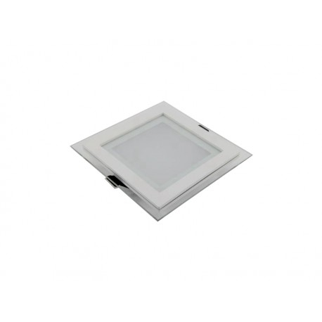 LAMPADA LED PG-LED C034 15W - SPOT - QUADRADO - BRANCO