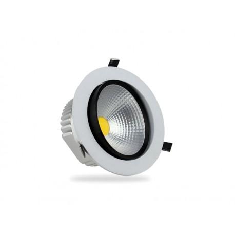 LAMPADA LED PG LED C023 - 09W - SPOT - BIVOLT - BRANCA