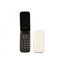 CELULAR ALCATEL OT-1035D 2 CHIPS - BRANCO
