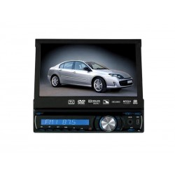 "DVD AUTOMOTIVO ROADSTAR RS-7740 RETR.7""TV/USB/T.S"