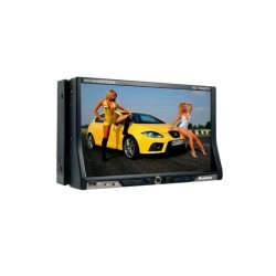 DVD AUTOMOTIVO ROADSTAR - RS7750 - 7 POLEGADAS - TV - GPS - BLUETOOTH