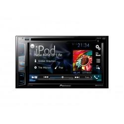 "DVD AUTOMOTIVO PIONEER AVH-X2750 6.1""/USB/MIXT/CONT"