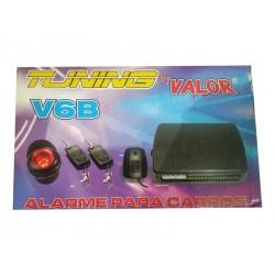 ALARME P/CARRO VALOR V6B