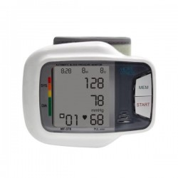 MEDIDOR DE PRESSAO MORE FITNESS DIGITAL MF-378 - PULSO