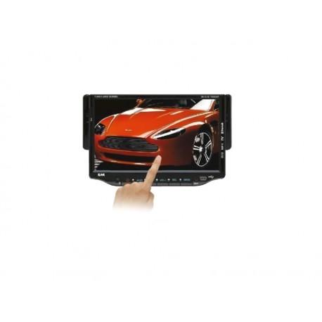 "DVD AUTOMOTIVO BAK 7882 7""TV/SD/USB (FIJO)"