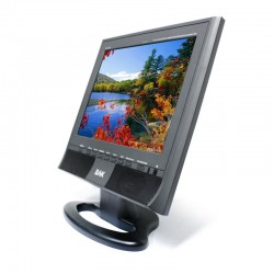 "PANTALLA AUTOMOTIVA BAK 1220 USB/TV 12.0"" 12V/SD"