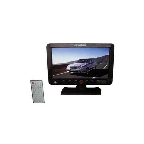 """TELA PYRAMID -PD-73 TV/USB/SD 7.0"""" SLIM"""