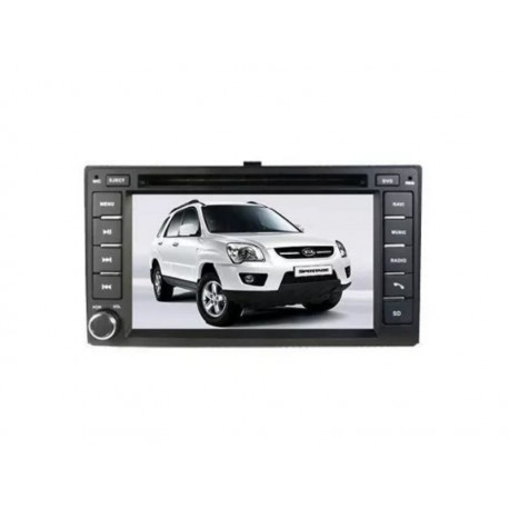 MULTIMIDIA M1 KIA SPORTAGE - DIGITAL - GPS - CAMERA DE RE