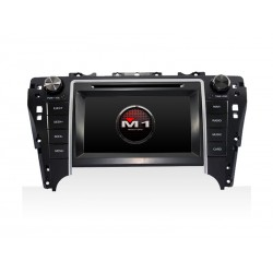 MULTIMIDIA M1 TOYOTA CAMRY - TV DIGITAL - 2012/13