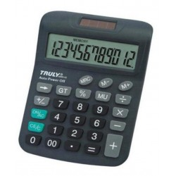 CALCULADORA TRULY 6001 - 12 DIGITOS