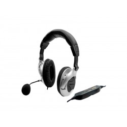 PC AURICULAR /MIC SATELLITE AE-880 VIBRA