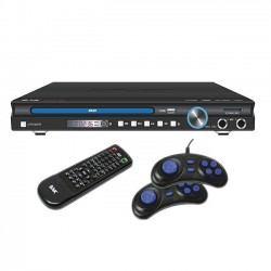 DVD BAK BK-46G USB/KARAOKE/GAME/DIVX
