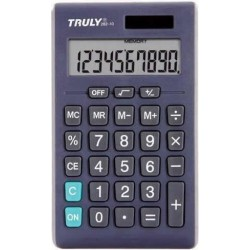 CALCULADORA TRULY 282 - 10 DIGITOS