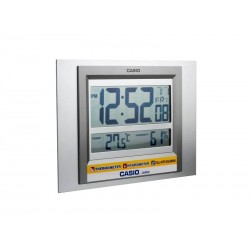 RELOJ DE PARED CASIO TEMP/UMEDAD ID-16S