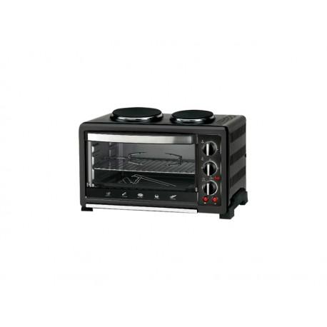 FORNO MEGASTAR HA-5010 50L C/PLACA 110V