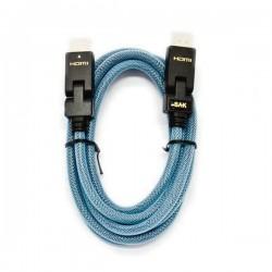 CABO HDMI 2.00 BAK HDMI-44 AZUL