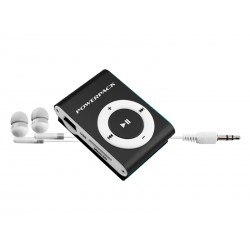 MP3 POWERPACK MPFT-15 SHUFFLE PRETO