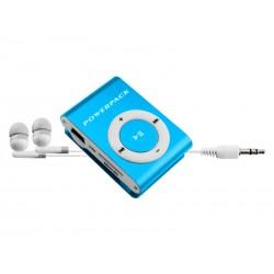 MP3 POWERPACK MPFT-15 SHUFFLE AZUL