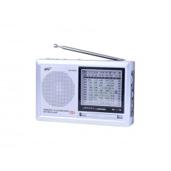 RADIO MIDI MD-398USB/MP3 PLATA
