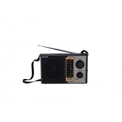 RADIO MEGASTAR RA-18 4BANDAS 2V