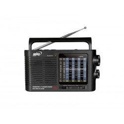RADIO MIDI MD-804USB/MP3/9BANDAS 220V
