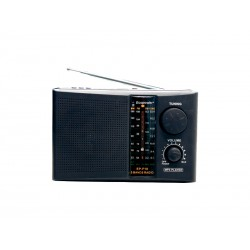 RADIO ECOPOWER EP-F18 BAT/REG/SD/USB/2V