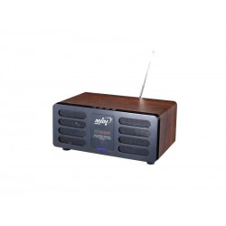 PARLANTE MIDI MD-W304 USB/SD/RADIO FM