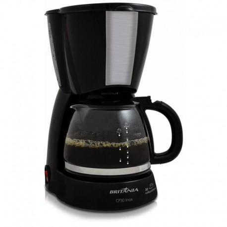 CAFETEIRA BRITANIA CP-30 220V INOX 30CAFES