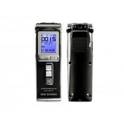 MINI GRAV POWERP.DVR-2096 2000HRS /8G/FM