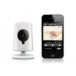 BABY CALL PHILIPS B120E HD WIFI (INALÁMBRICO) 2V