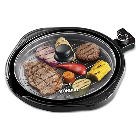 GRILL -MONDIAL SMART GRILL /G-04 110V