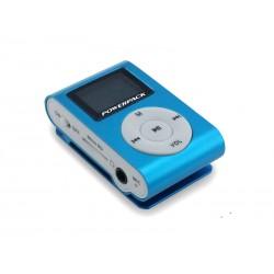 MP3 POWERPACK MPFT-18 SHUFFLE AZUL