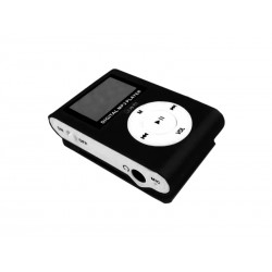 MP3 QUANTA QT50 REC SHUFLE (4GB)BLK