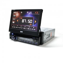 DVD CAR BAK 7665 7POLEGADAS GPS/TV/BLUETOOTH