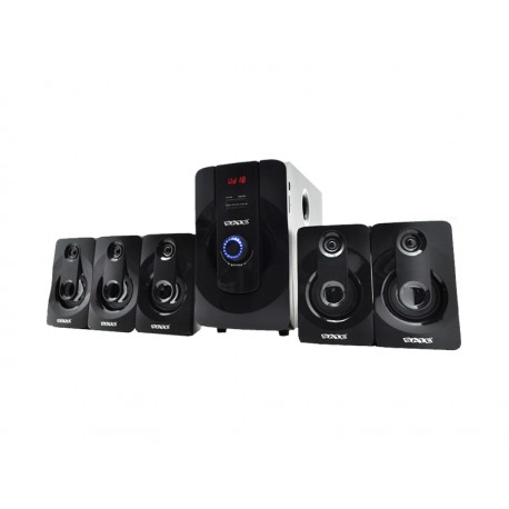 HOME THEATER 5.1 SATELLITE AS-565BL - USB - SD - BLUETOOTH