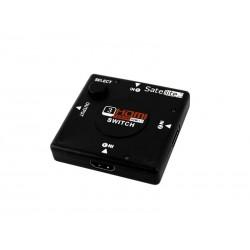 ADAPT HDMI SWITCH (3 X 1 ) SATE A-HD06