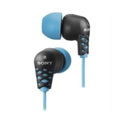 FONE SONY MDR-EX37B BLU SILICONE