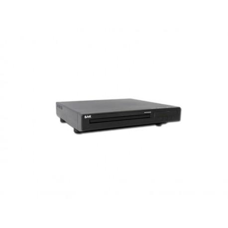 DVD BAK BK-53 - USB - SD - PRETO