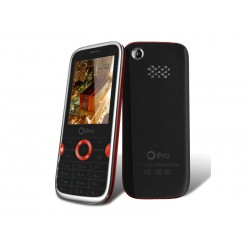 CEL IPRO I3241 2-CH/4B/ / BLK/RED