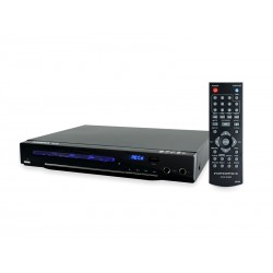 DVD POWERP.260/USB/ /DVX/GRAV/KAR/BLK