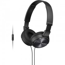 AURICULAR SONY MDR-ZX310AP ARCO NEGRO
