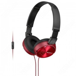 FONE SONY MDR-ZX310AP ARCO RED