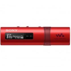 MP3 SONY 04GB NWZ-B183F VERMELHO