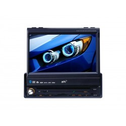 "DVD AUTOMOTIVO MIDI 7013 7"" TV/USB/SD/RETR/BLT"