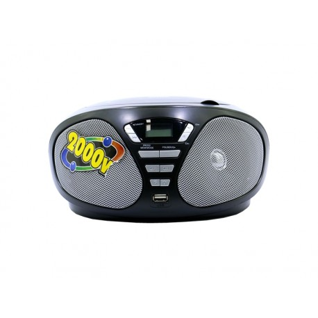 RADIOGRABADOR MEGASTAR MP-118 MP3 USB
