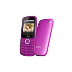 CELULAR IPRO I3200 2 CHIPS - QUADRI BAND - ROSA